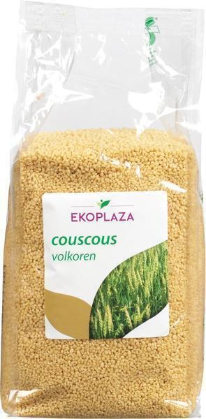 Couscous volkoren (zak, 500g)