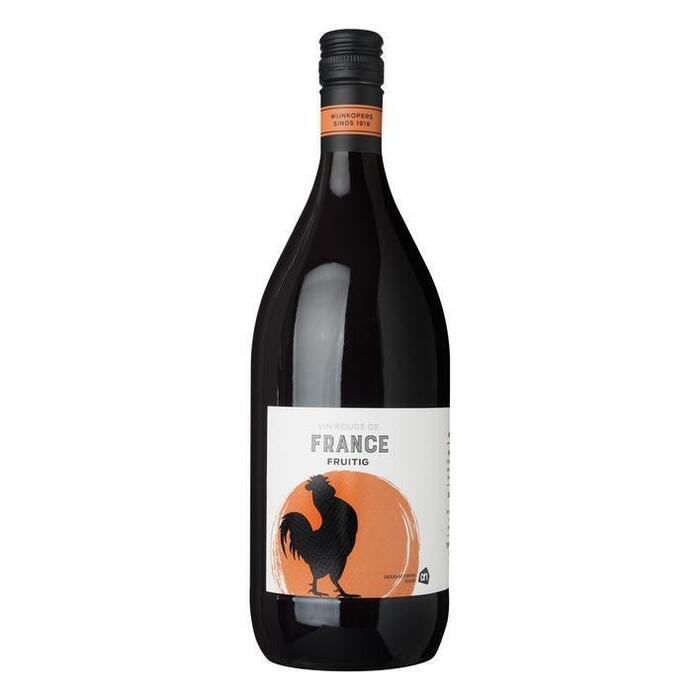 Soepele Franse Huiswijn (fles, 1L)