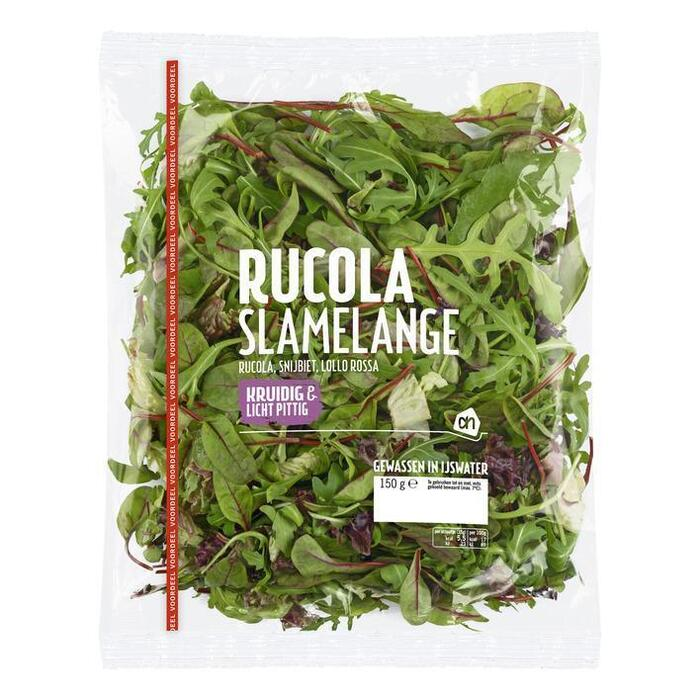 Rucola slamelange (zak, 150g)