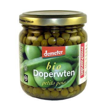 Doperwten mini (pot, 200g)