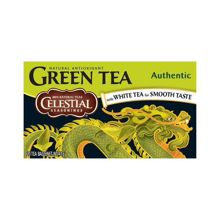 Authentic Green Tea (zakjes, 20 × 41g)