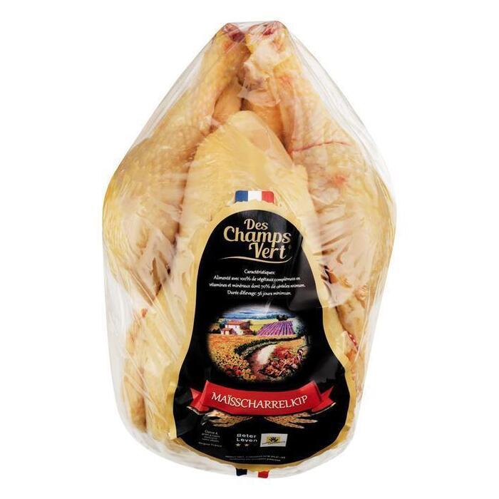 Des Champs Vert Franse scharrel maiskip (1.2kg)