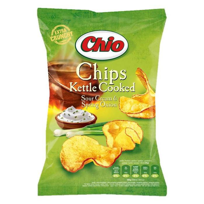 Chips sour cream spring onion (150g)