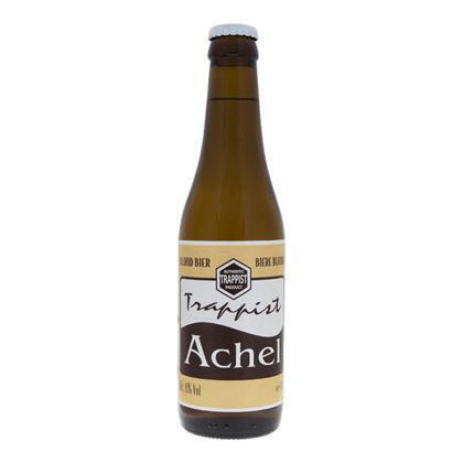 Achel Trappist blond 8 (rol, 33 × 33cl)
