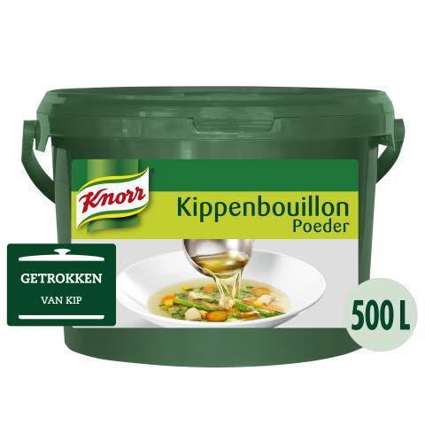 Knorr Kippenbouillon Authentiek (10kg)