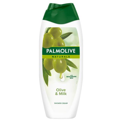 Palmolive Naturals Olijf & Melk Douchecrème 500 ml (0.5L)