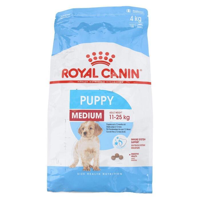 Royal Canin Junior medium (4kg)