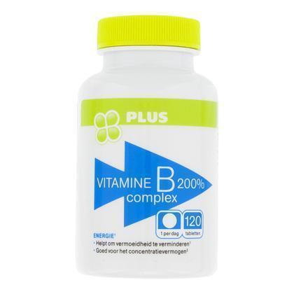 Vitamine B complex (120 st.)