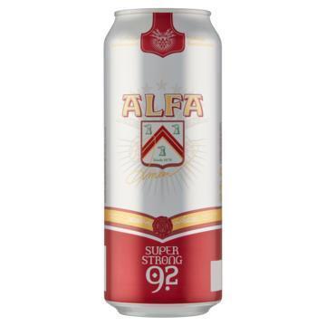 Alfa Super strong 9.2 (rol, 0.5L)