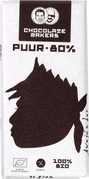 Awajun bar 80% (85g)