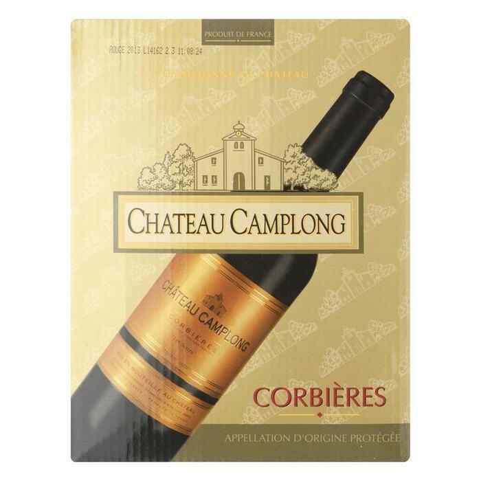 Château Camplong Corbières bag in box (3L)