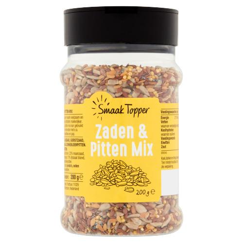 Smaak Topper Zaden & Pitten Mix 200 g (200g)