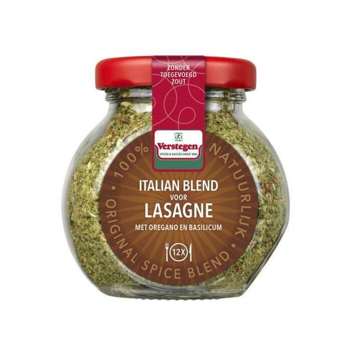 Verstegen Italian blend voor lasagne (45g)