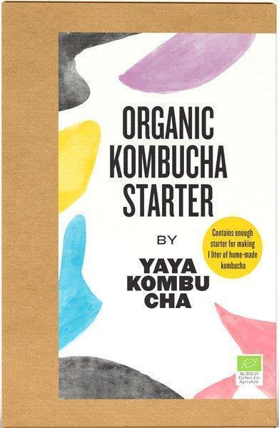 Kombucha Starter kit (135g)
