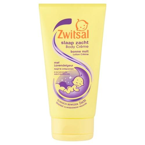 Zwitsal Baby Slaap Zacht Body Crème 150 ml (150ml)
