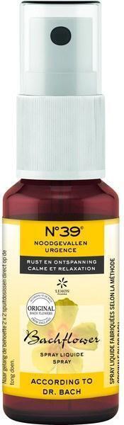 Noodgevallen spray (20ml)