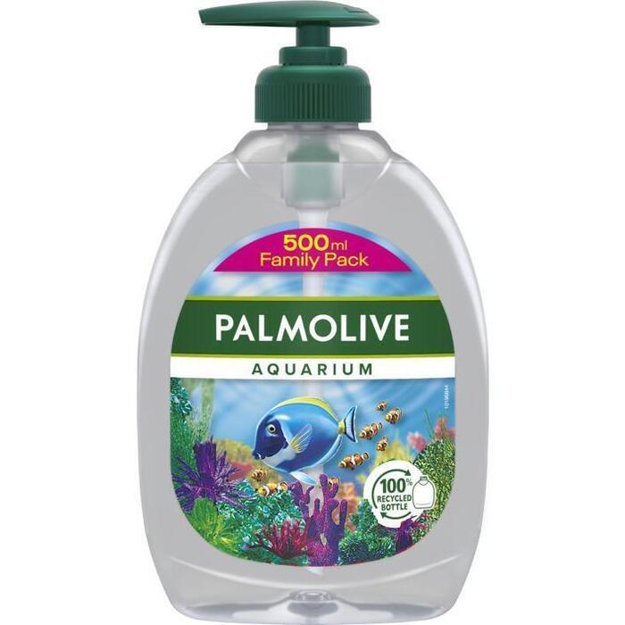 Palmolive Aquarium XL Economy Pack Handzeep 500 ml (0.5L)