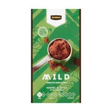 Jumbo Mild Snelfiltermaling 250 g (250g)