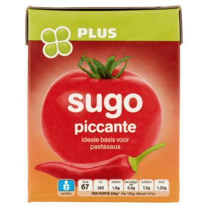 Sugo piccante (390g)