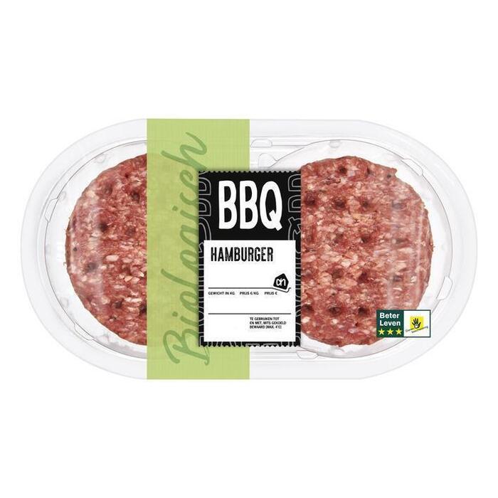 AH Biologisch BBQ burger