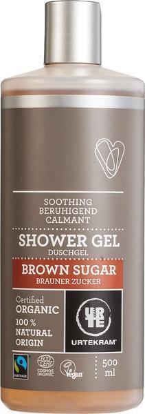 Bruine suiker douche gel (0.5L)