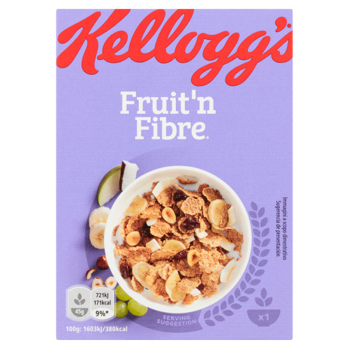 Kellogg's Fruit 'n Fibre 45 g (45g)