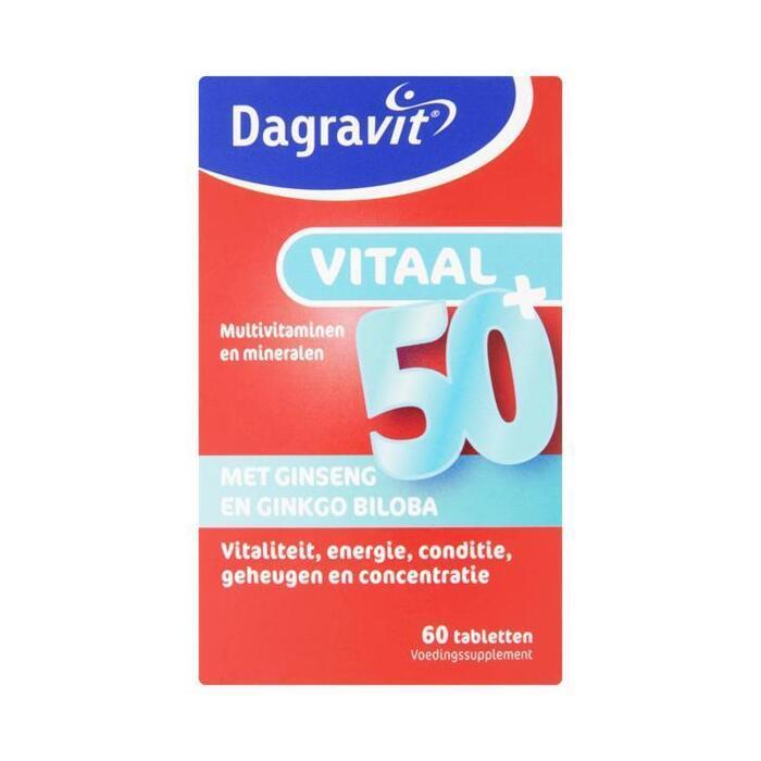 Vitaal 50+ (tabletten, 60 st.)