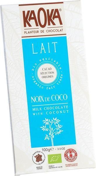 Lait Noix de Coco (100g)