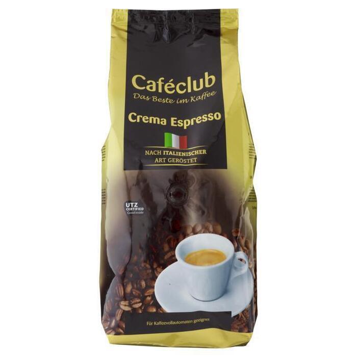 Caféclub Kaffeebohnen espresso classico (1kg)