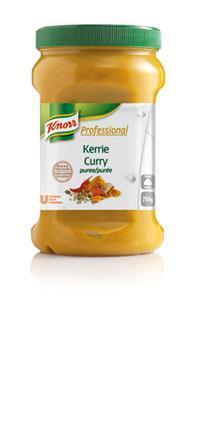 Knorr Professional Kerrie Puree (2 × 750g)