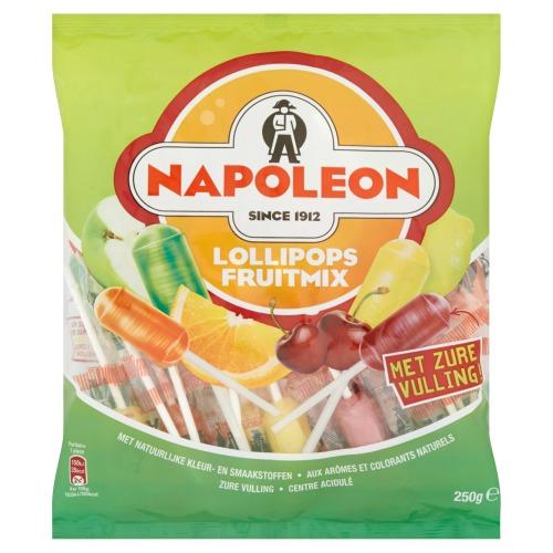 Lollipops Fruitmix 250 g (250g)
