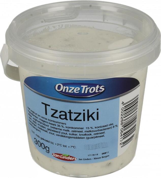 Onze Trots Tzatziki (300g)