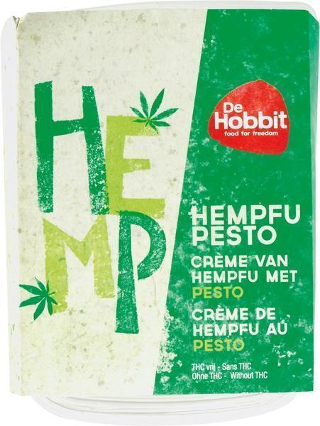 Hempfu pesto (170g)