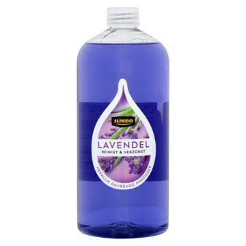 Jumbo Handzeep Lavendel 1000ml (1L)