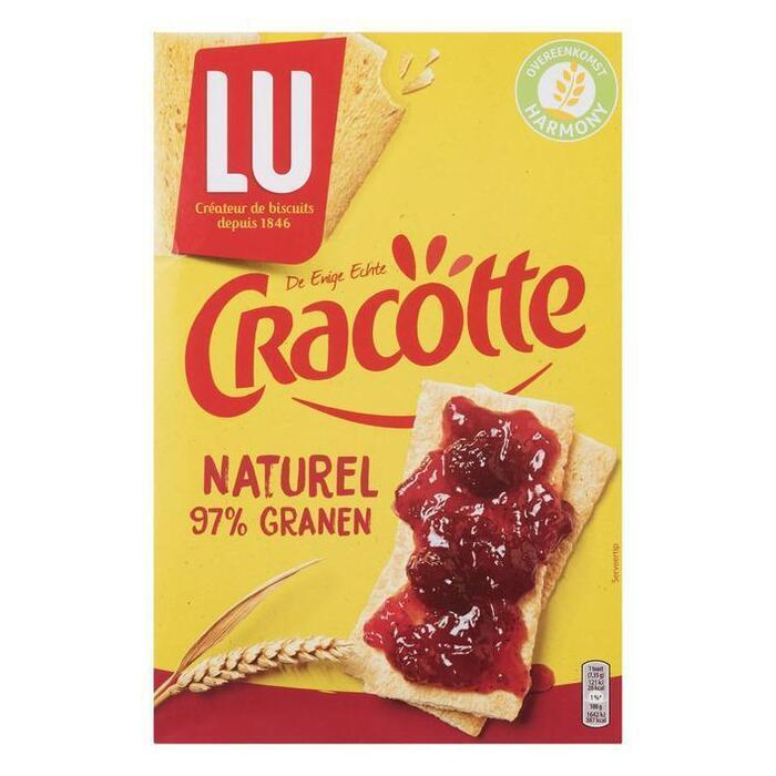 Cracotte Naturel (Stuk, 250g)