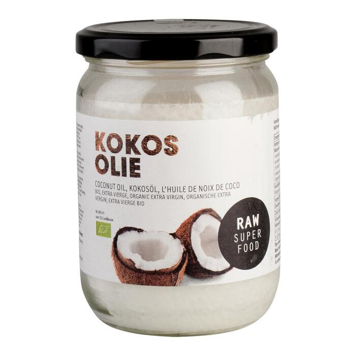 Kokosolie Virgin (Stuk, 400g)