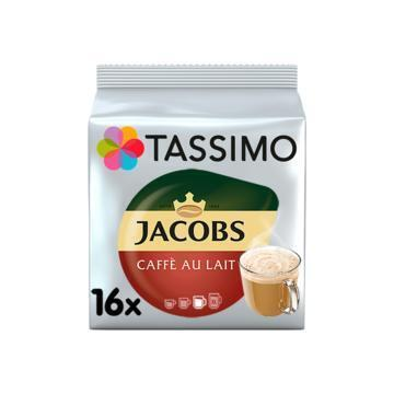 Tassimo Café Au Lait 16 Stuks (16 × 11.5g)