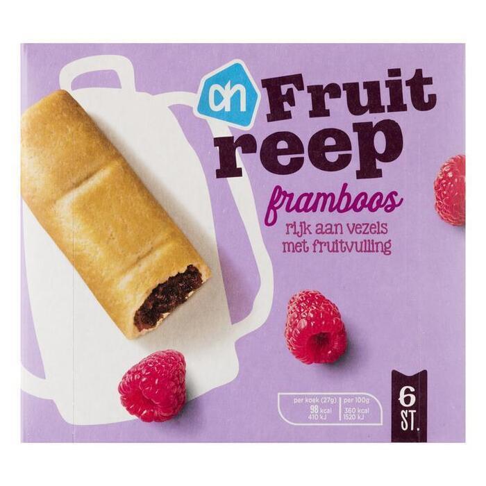 Fruitreep framboos (162g)