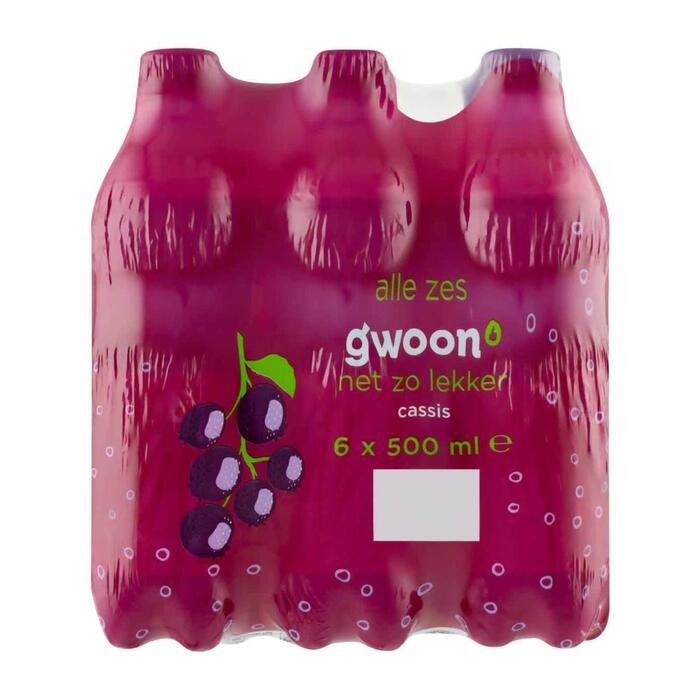 g'woon Cassis (3L)