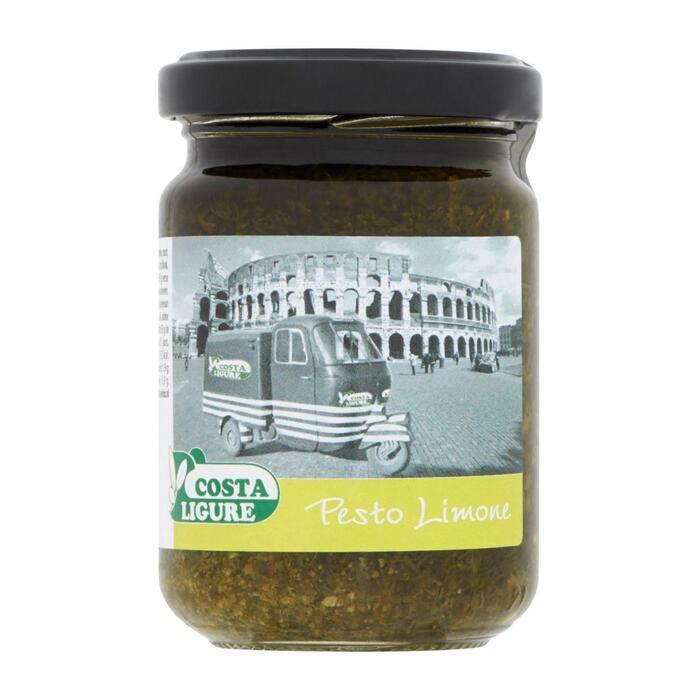 Pesto Limone (Pot, 135g)