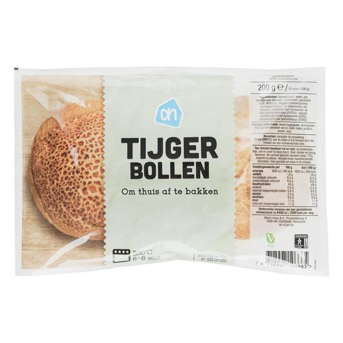 AH Tijgerbollen