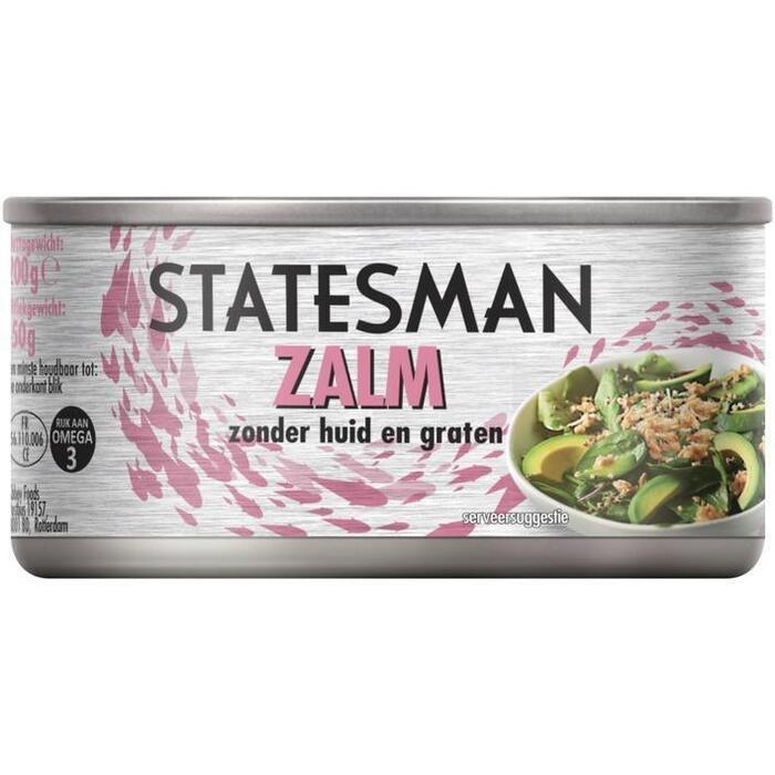 Statesman Zalm (200g)