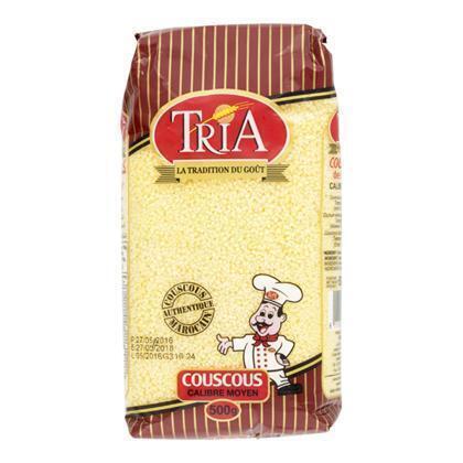 Couscous medium TRIA zk 500g (500g)
