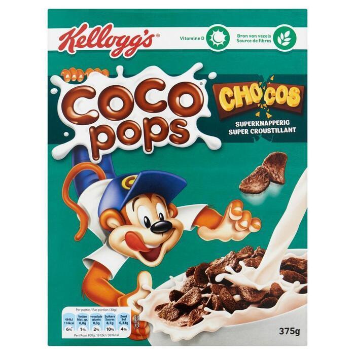 Coco Pops Chocos (Stuk, 375g)