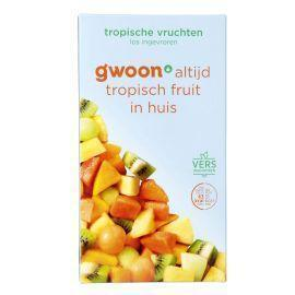 g'woon Tropische vruchten (250g)