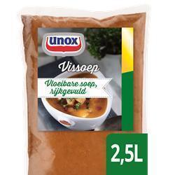 UNOX SOUP FACTORY VIS RIJKG.PZ2,5L (2.5kg)