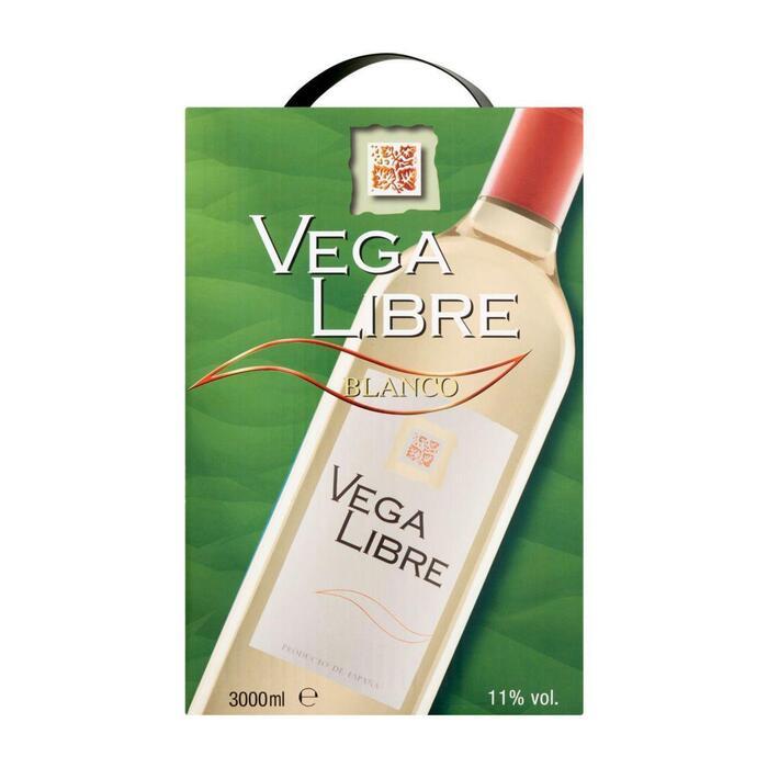 Vega Libre Blanco bib (3L)