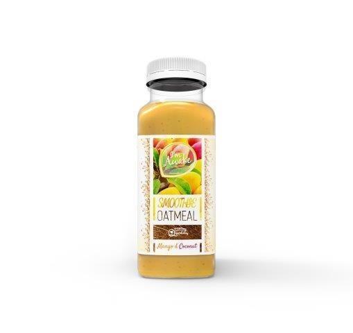 I'm Awake Oatmeal smoothie mango (250ml)