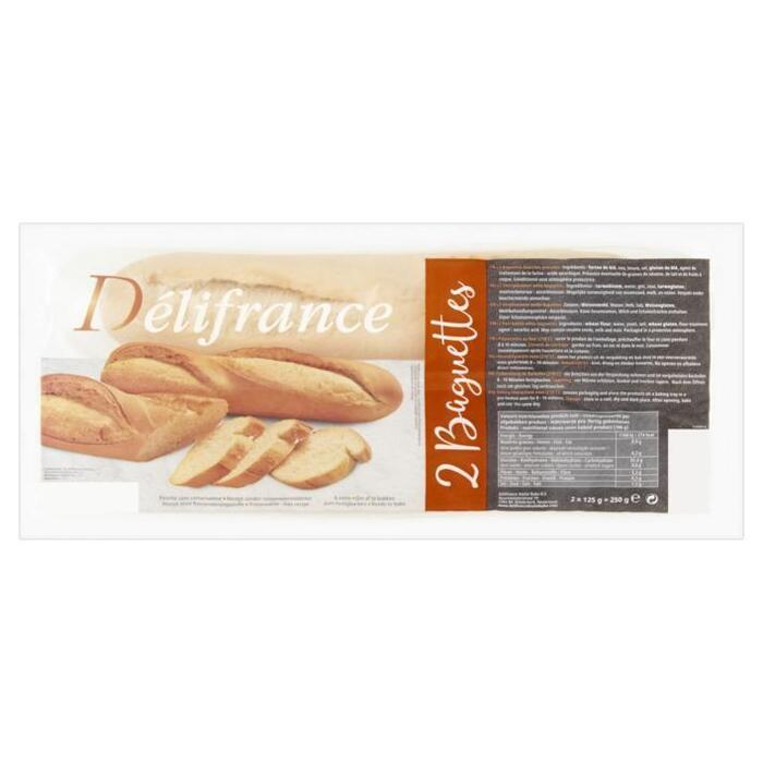 2 Baguettes Classique (Stuk, 2 × 125g)