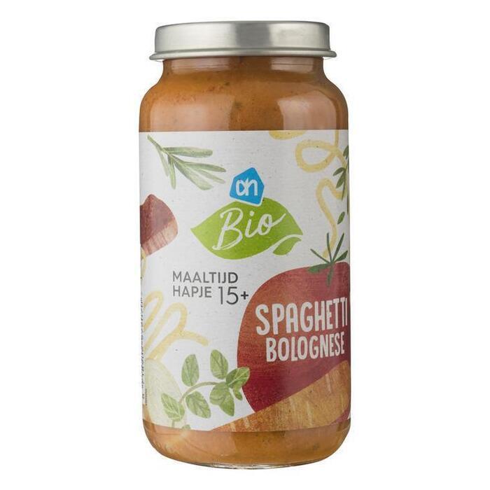 AH Biologisch Spaghetti Bolognese 15m08 (250g)